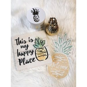 Accessories - Pineapple Bundle 🍍